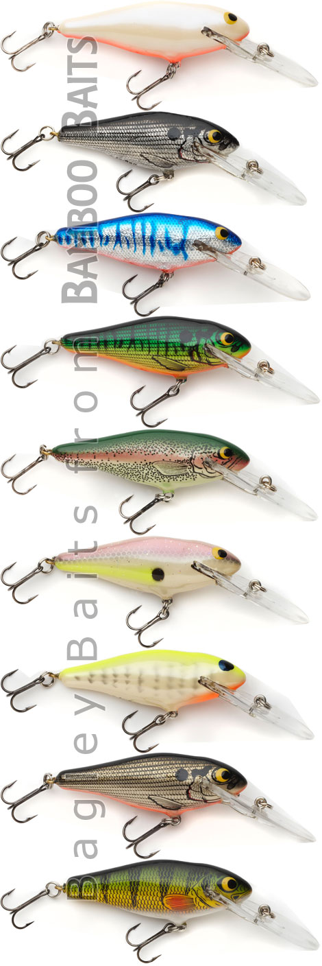 Bagley Deep Diving Shad